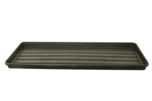 Premium Grow Bag Tray 98cm - Black – Now Only £5.00