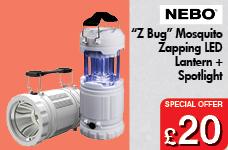 Z Bug Lantern  – Now Only £20.00