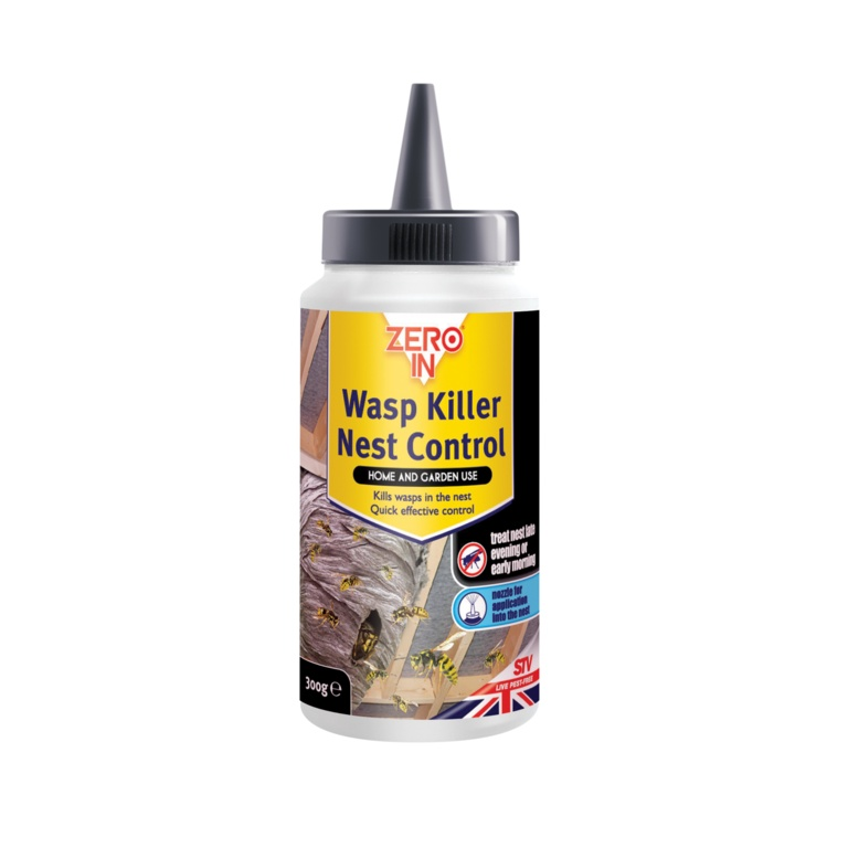 Wasp Killer Nest Control 300g