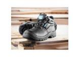 Morton Black Safety Chukka Boot - Size 8