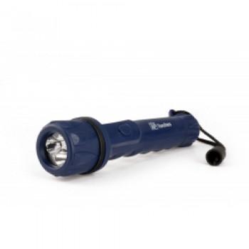 Rubber Torch - 2AA 10 Metre Beam