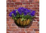 Flat Bar Wall Basket - 16