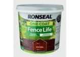 One Coat Fence Life 5L - Red Cedar