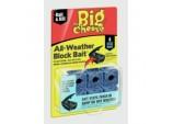 All Weather Block Bait - 6x10g