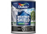 Weathershield Quick Dry Satin 750ml - Black