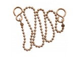 Bath Chain - 456mm (18) - Gold Effect