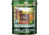 Ducksback 5L - Harvest Brown