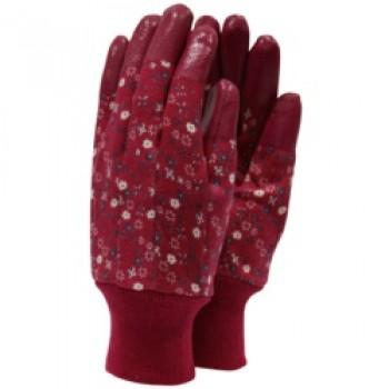 Aqua Sure Ladies Gloves - Fuchsia Size - M