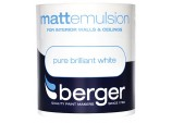 1 Litre Vinyl Matt Emulsion - Pure Brilliant White
