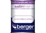 1.25 Litre Satin Sheen - Pure Brilliant White