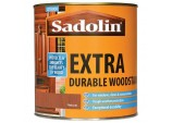 1 Litre Extra Durable Woodstain - Ebony