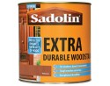 1 Litre Extra Durable Woodstain - Redwood