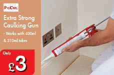 Extra Strong Caulking Gun  – Now Only £3.00