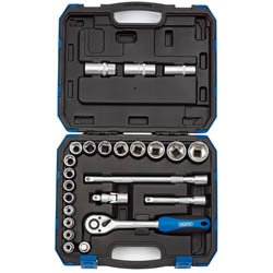 """1/2"""" Sq. Dr. Metric Socket Set  – Now Only £45.00"""
