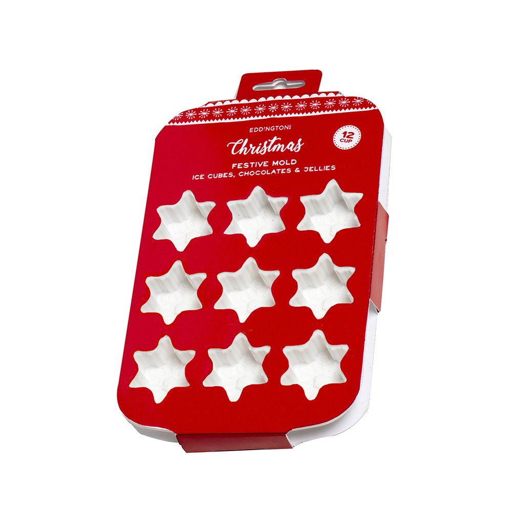 Christmas Snowflake Silicone Tray  – Now Only £5.00