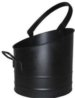 Mini Coal Hod - Black – Now Only £12.00