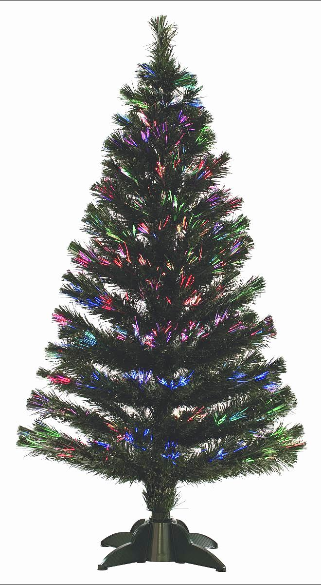 90cm Snow Tipped Fibre Optic Tree – Now Only £25.00