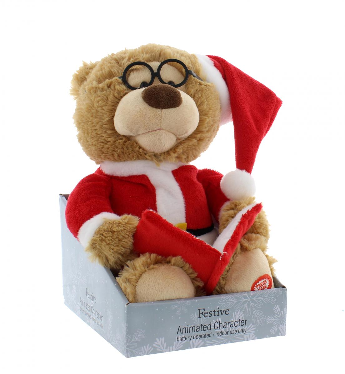 27cm Story Telling Bear – Now Only £15.00