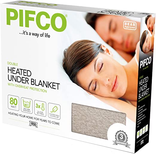 Double Heated Underblanket  – Now Only £25.00