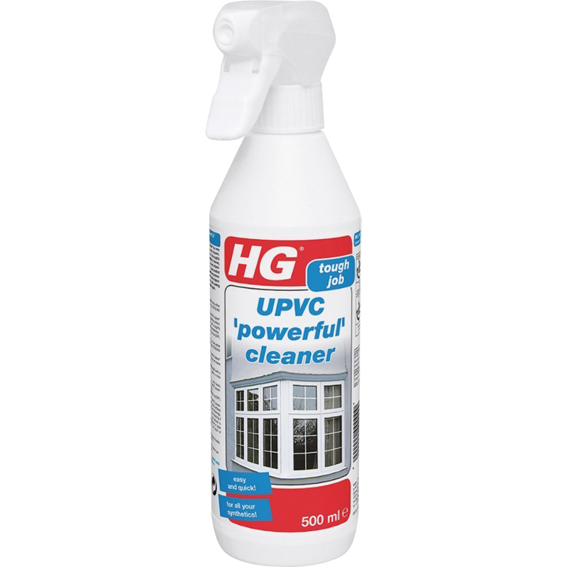 500ml UPVC Powerful Cleaner – Now Only £5.00
