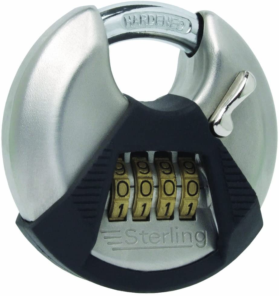 70mm Combination Padlock – Now Only £12.50
