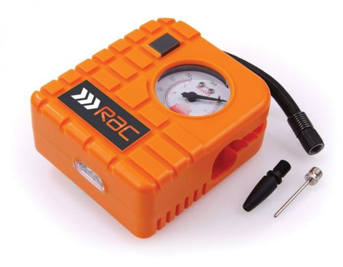 Compact Air Compressor – Now Only £12.00