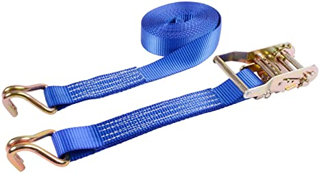 25mm x 5m Ratchet Straps – Now Only £7.00