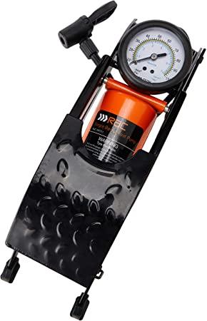Heavy Duty Single Barrel Foot Pump – Now Only £8.00