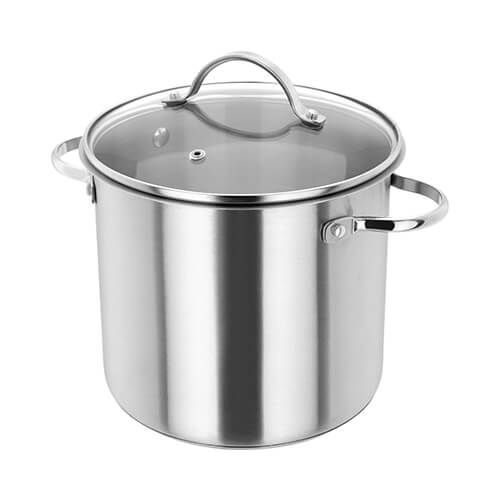 5 Litre Glass Lid Stockpot – Now Only £20.00