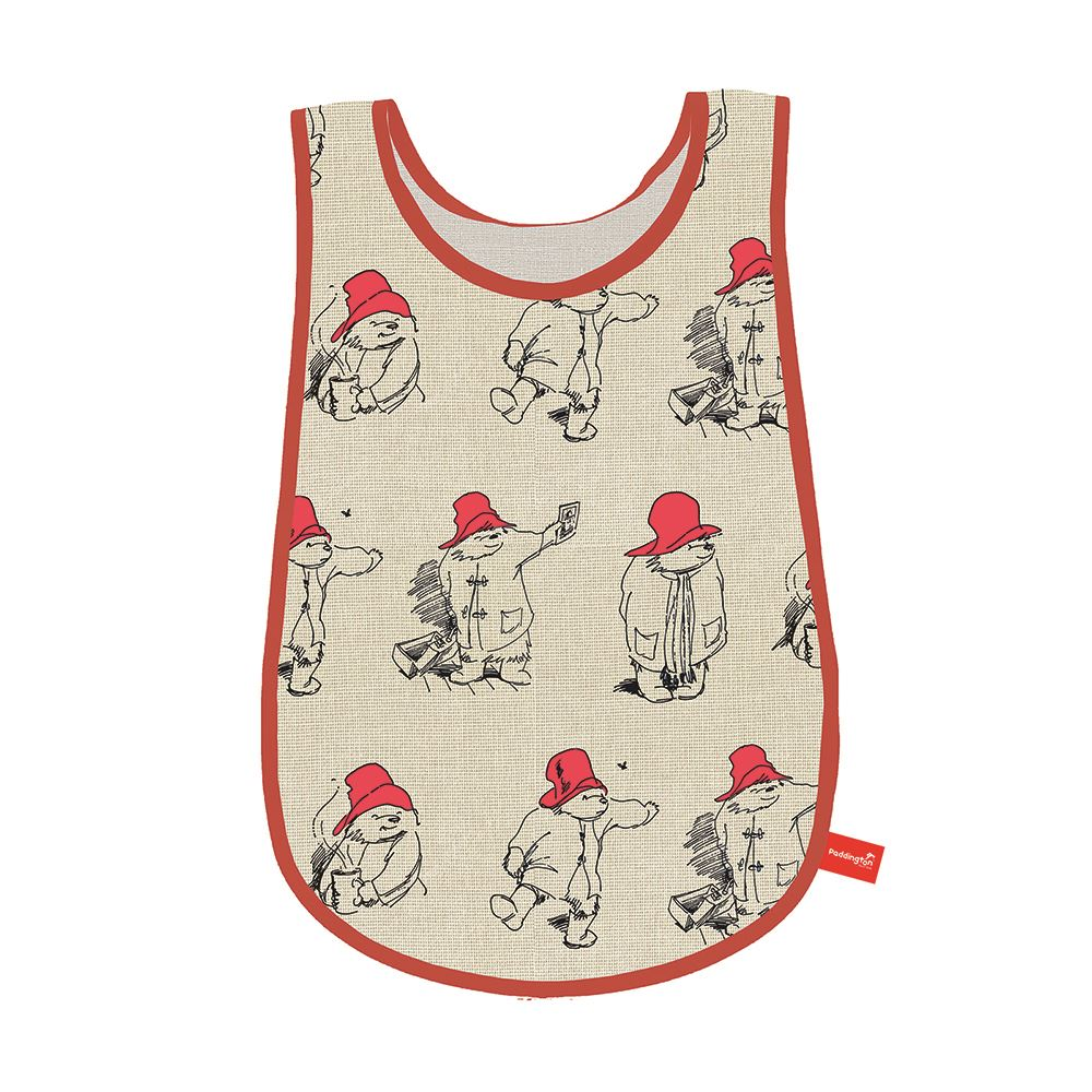 Paddington Bear Tabard 3-5 Years - Red – Now Only £6.00