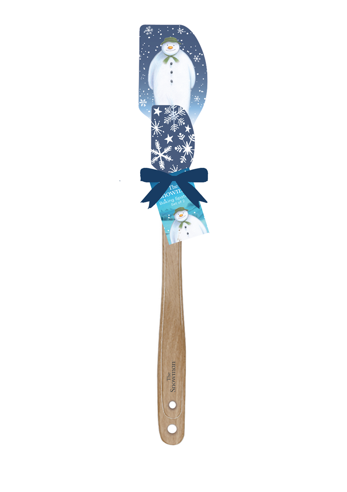 The Snowman™ Assorted Spatulas - Set of 2 – Now Only £6.00